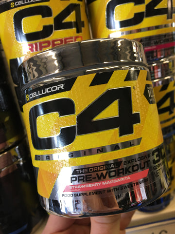 Cellucor C4 - 30 serve
