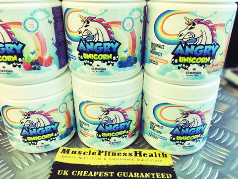 Yummy Sports - Angry Unicorn