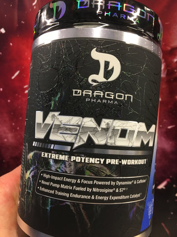 Dragon Pharma - Venom