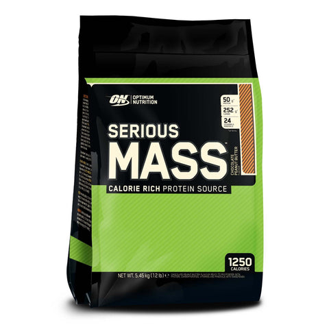 Optimum Nutrition - Serious Mass 5.4kg