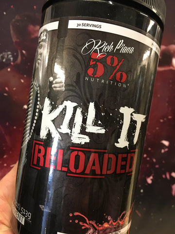 5% Nutrition - Kill It Reloaded
