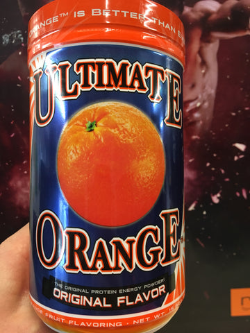 Ultimate - Orange