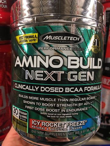 MuscleTech - Amino Build Next Gen