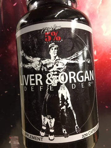 5% Nutrition - Liver & Organ Defender