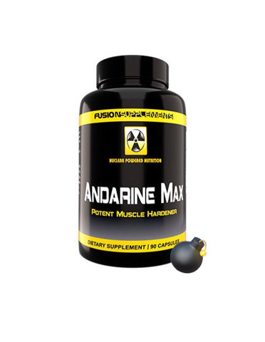 Fusion Supplements - Andarine Max (S4)