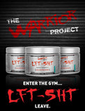 The Warrior Project - LFT-SHT
