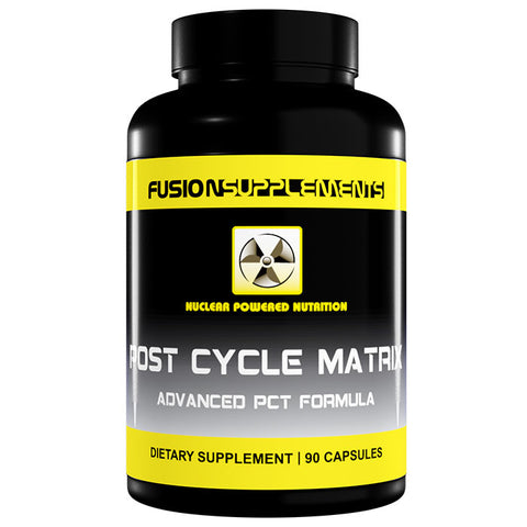 Fusion Supplement - Post Cycle Matrix
