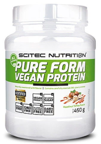 SciTec - Pure Form Vegan