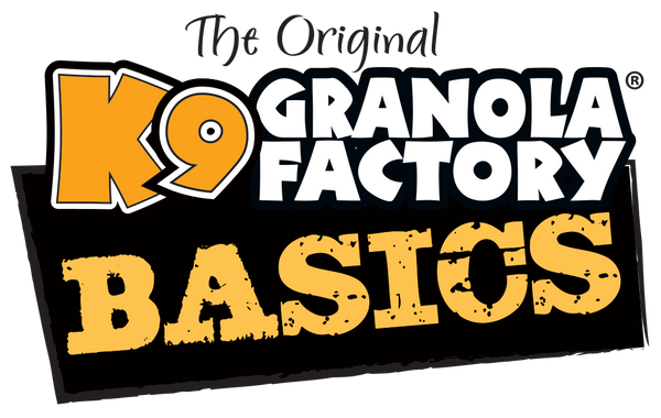K9 Granola Factory Basics Collection