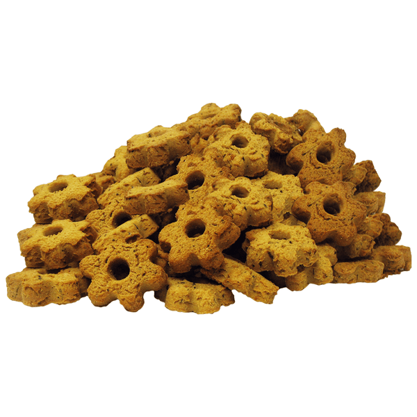 Pumpkin Crunchers Blueberry, 13-lb bulk