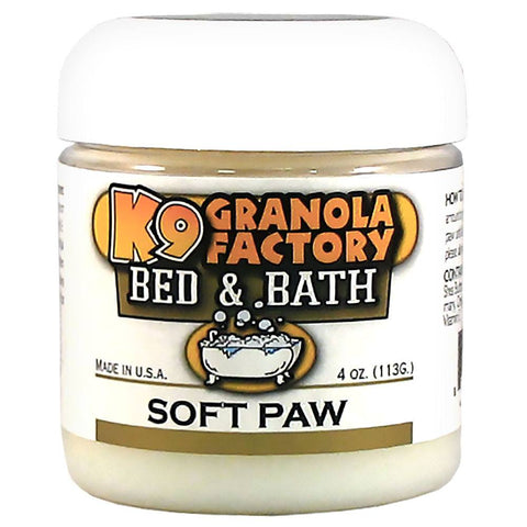 K9 Granola Factory Oatmeal Honey Almond Soft Paw