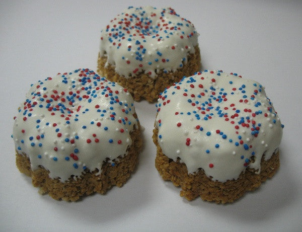 Patriotic Mini Bundt Cake
