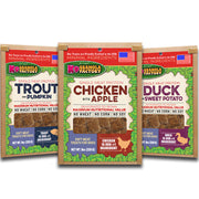 Duck with Sweet Potato Dehydrated, Soft Meat Treat for Dogs 8oz