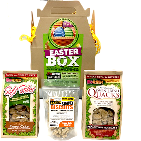 Easter Munch Box for Dogs