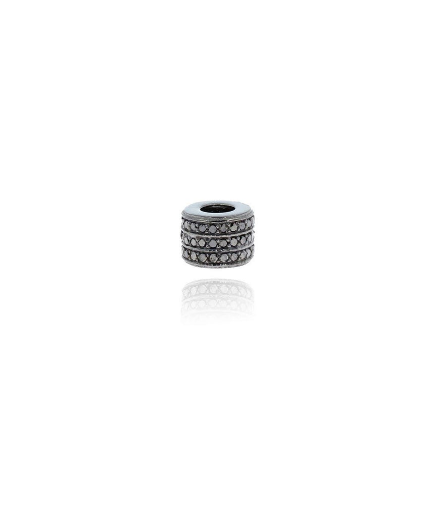 Diamond Spacer Roundel Beads  line