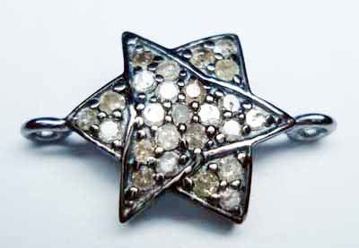 Diamond Pave Charms