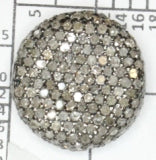COIN SHAPE DIAMOND BEADS