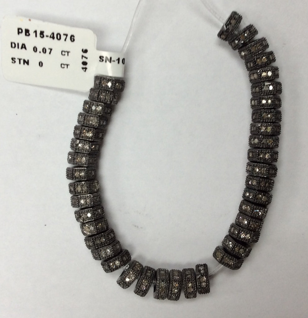 Spacer Diamond Bead
