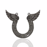 Angel Wings Diamond Pendants