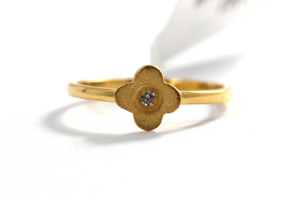 14k Solid Gold Flower Diamond Rings. Genuine handmade pave diamond Rings. 14k Solid Pave Diamond Ring.