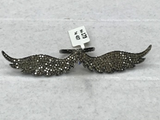 Angel Wings Diamond Ring