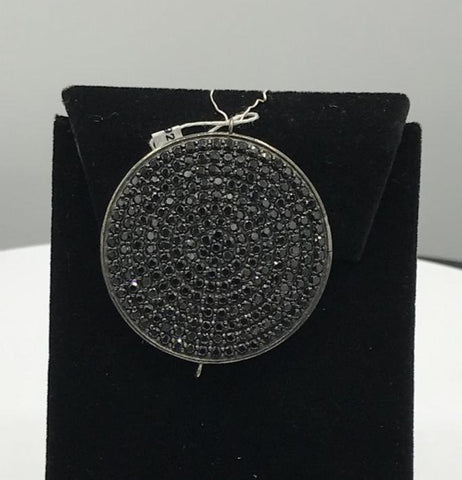 Round Coin Shape Pendant