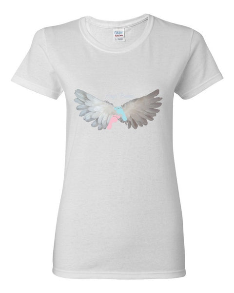 Angel Babies Women's Tee