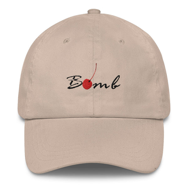 Cherry Bomb Dad Cap