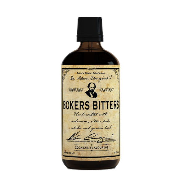 Bokers Bitters 10cl 31.5%
