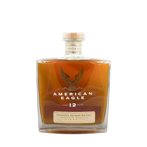 AMERICAN EAGLE 12 YEARS OLD 70cl 43% - Aberdeen Whisky Shop
