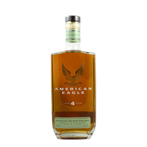 AMERICAN EAGLE 4 YEARS OLD 70cl 40%