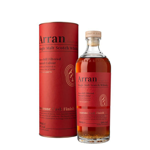 Arran Amarone Cask Finish 70Cl 50%