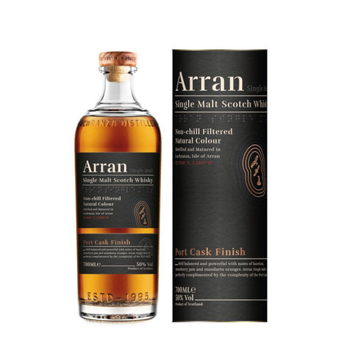 Arran Port Cask Finish 70Cl 50%