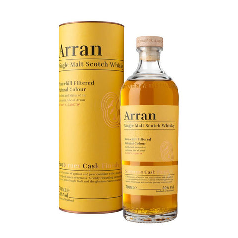 Arran Sauterness Cask Finish 70cl 50%