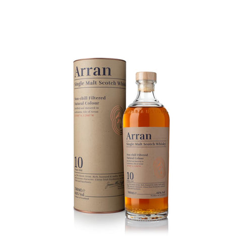 ARRAN 10 YEARS OLD 70CL 46% - Aberdeen Whisky Shop