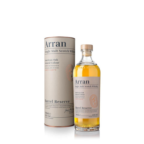 ARRAN BARREL RESERVE 70CL 43% - Aberdeen Whisky Shop