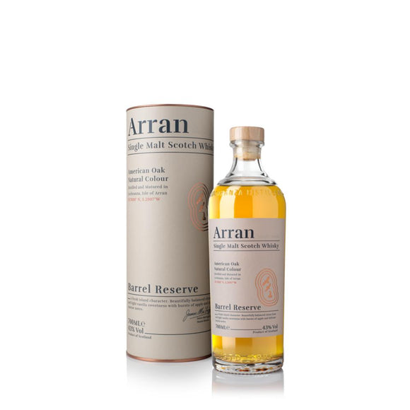ARRAN BARREL RESERVE 70CL 43%