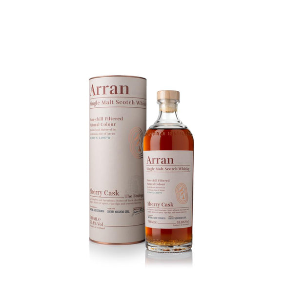 Arran Bodega Sherry 70cl 55.8%