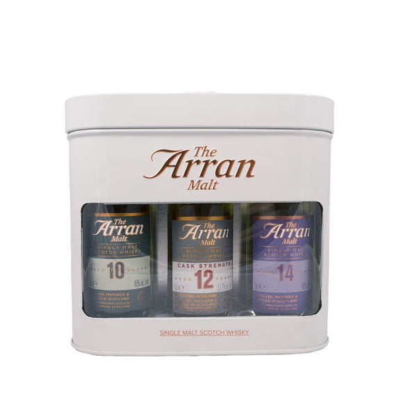 Arran Set 3x5cl