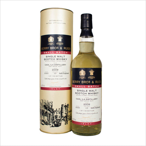 BERRY BROS & RUDD CAOL ILA 2009 70CL 46%