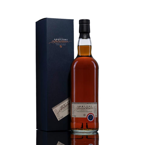 ARMAGNAC (BAS ARMAGNAC) 25 YEARS OLD ADELPHI 70LC 55.1% - Aberdeen Whisky Shop