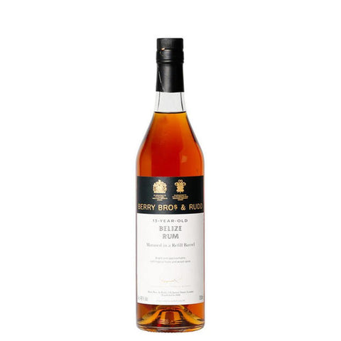 Berry Bros. & Rudd Belize Rum 13 Years Old 70cl 46%