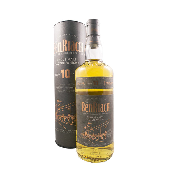 Benriach 10 yo 70cl 43%