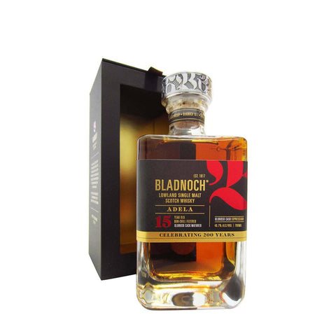 BLADNOCH 15 YEARS OLD ADELA 70CL 46.7% - Aberdeen Whisky Shop