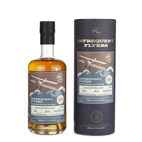 Bowmore 23 Years Old Infrequent Flyers 70cl 48.5%