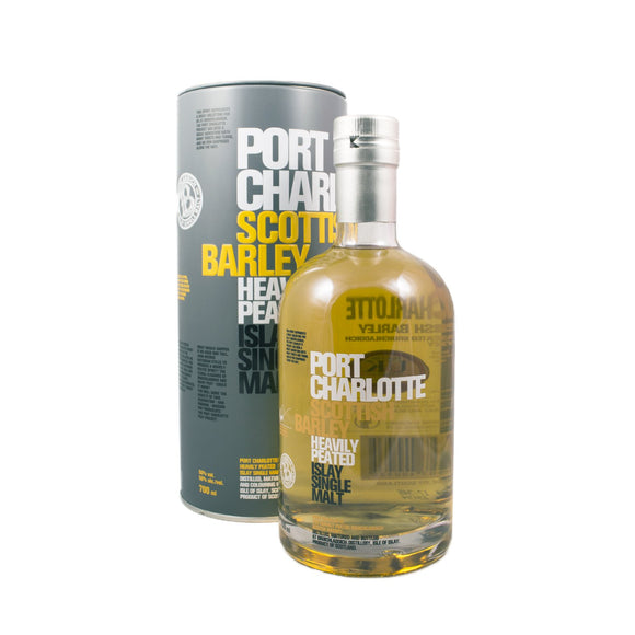 Bruichladdich Port Charlotte Scottish Barley 70cl 50%