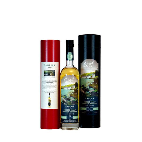 CAOL ILA 13 YEARS OLD SPIRIT OF ART 70CL 55.4%