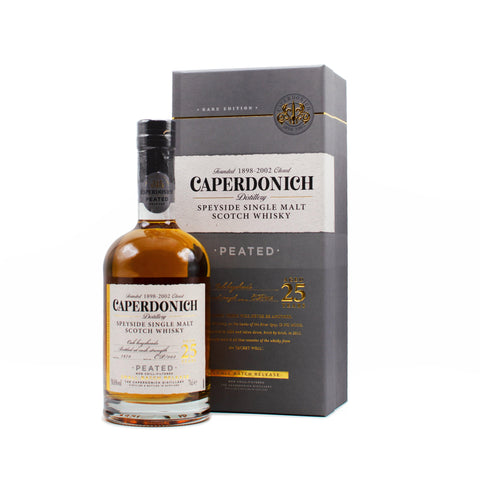 Caperdonich 25 Years Old CP/002 Peated Rare Edition 70cl 50.6%