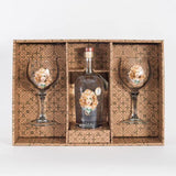 DAFFY GIFT SET 70CL +2 GLASSES - Aberdeen Whisky Shop