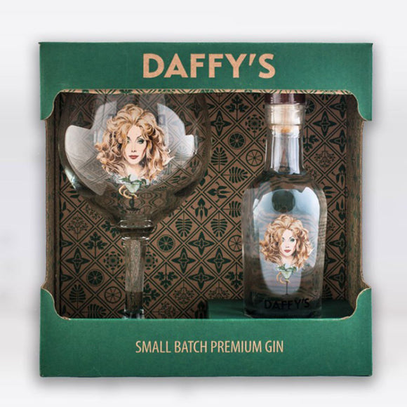 Daffy's Gift Set 20cl + glass